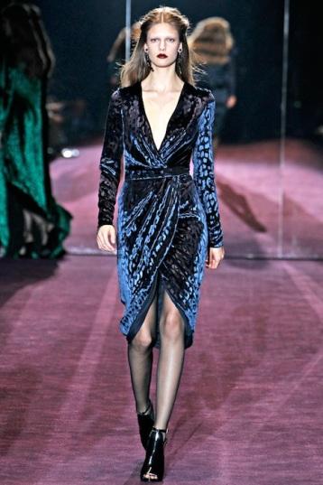 Gucci Velvet Dress