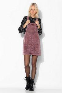 cordoroy overalls