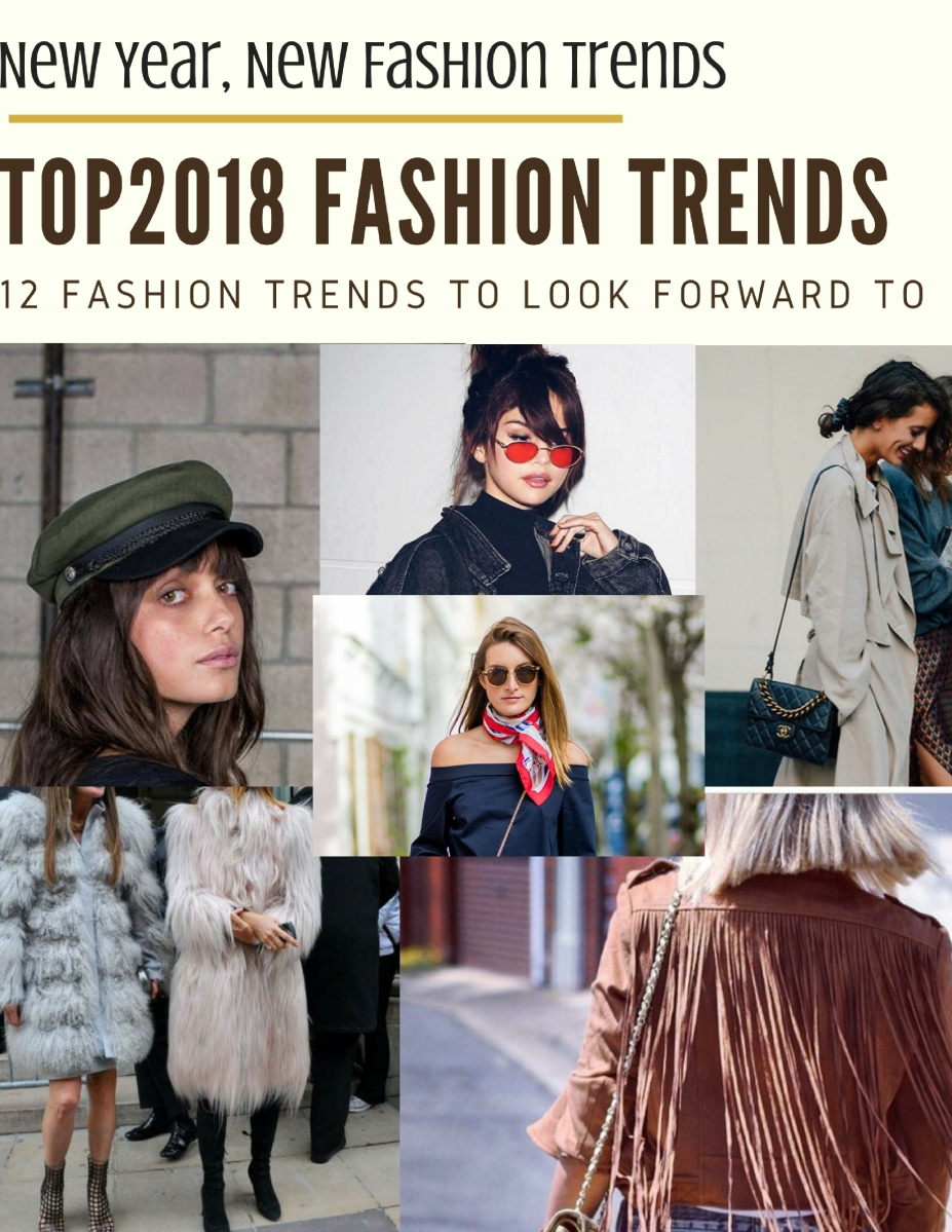 New Year, New Fashion Trends (2018) – indulge in my world